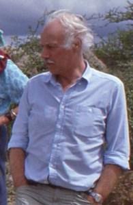 Barry Dawson in 1988