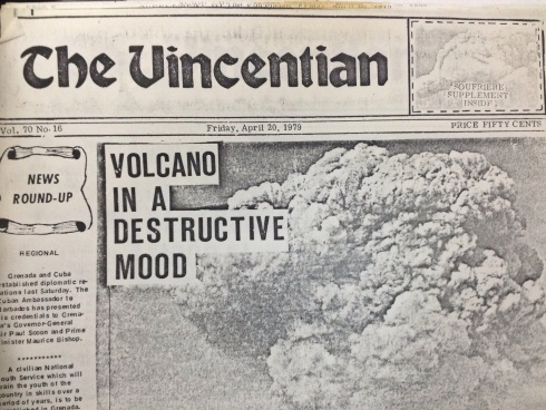 The Vincentian newspaper 20 April 1979